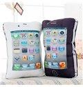 Creative Pone Style Plush Throw Pillow