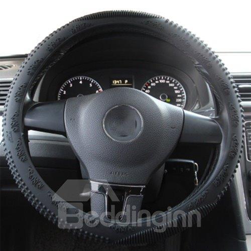 Slip Resistance Silica Gel Steering Wheel Cover