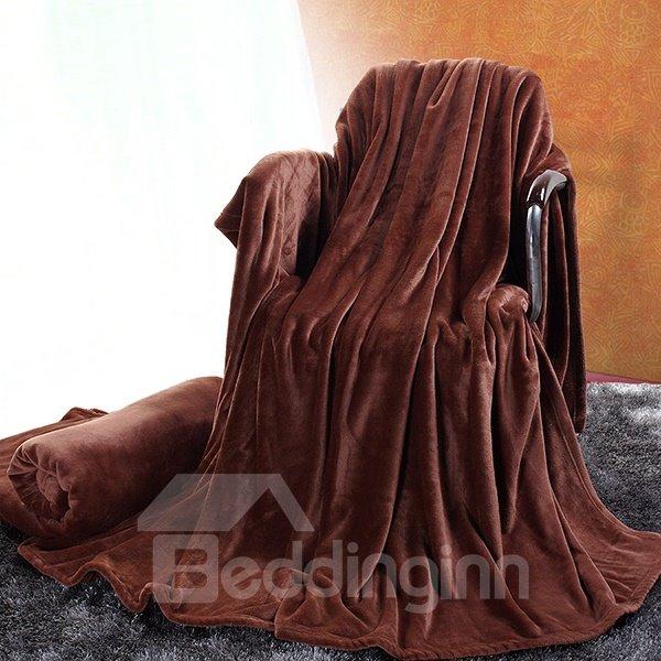 Functional Warm Keeping Flannel Blanket