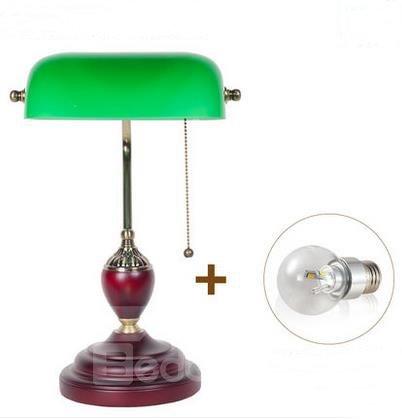 European Classic Unique Design Pull Switch Lamp