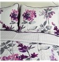 Ink Painting Countryside Style Cotton Bed in a Bag Set