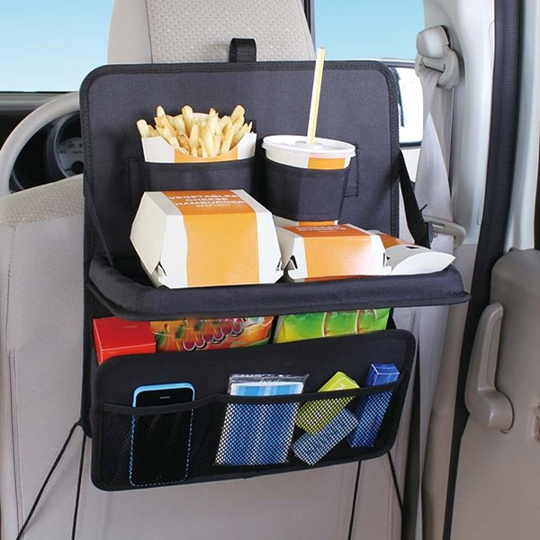 Convenient and Functional Car Backseat Organizer