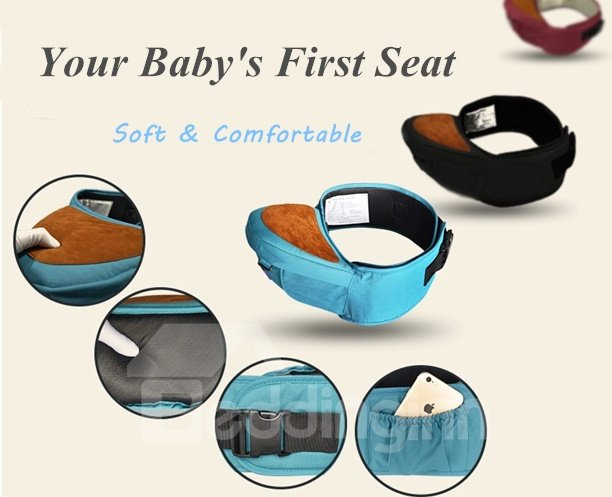 Super Comfortable Multi-functional Baby Hip Seat