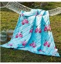 Countryside Style Polyster Air-Conditioner Quilt