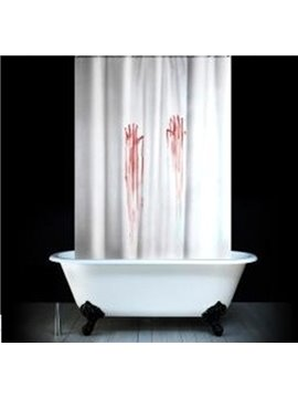 The Latest European Creative Terror  Shower Curtains