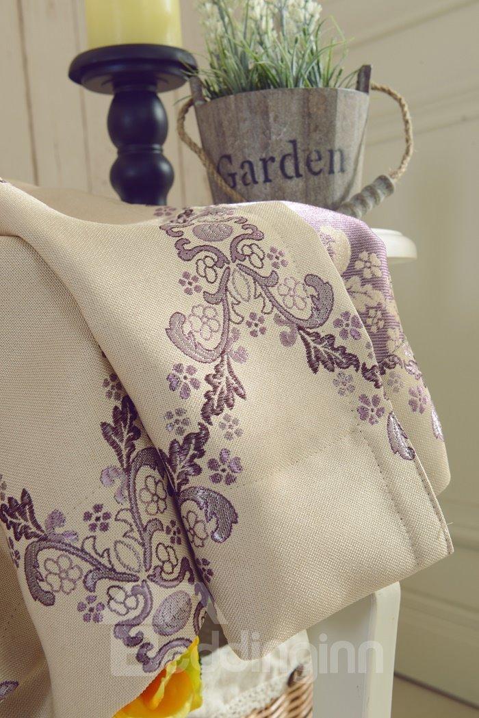 Modern Decoration Elegant High Shading Degree Polyester Grommet Top Curtain