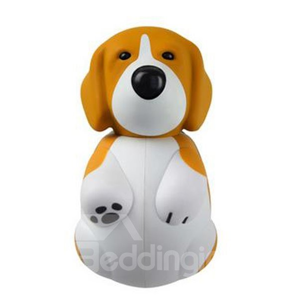 New Style Cute Labrador ABS Toothbrush Holder