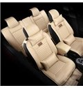 Solid and Elegant Design Universal Five Car Seat Covers