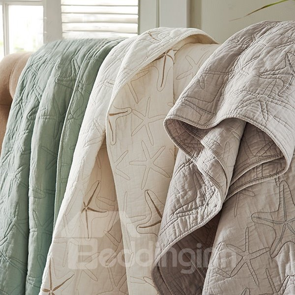 Fresh and Fashionable Cotton Summer Quilt
