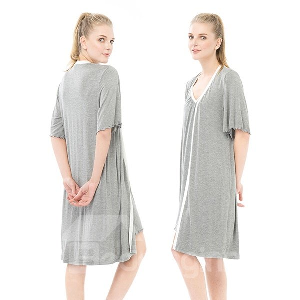 New Style Super Soft Modal Short Sleeve Women