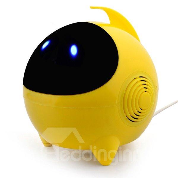 Creative Alien Shaped High Tech Stereo Speaker