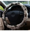 Fashionable and Lace Lady Style Steering Wheel Cover