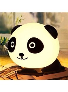 Cute Panda Lie on its Belly Energy Saving Night Lamp