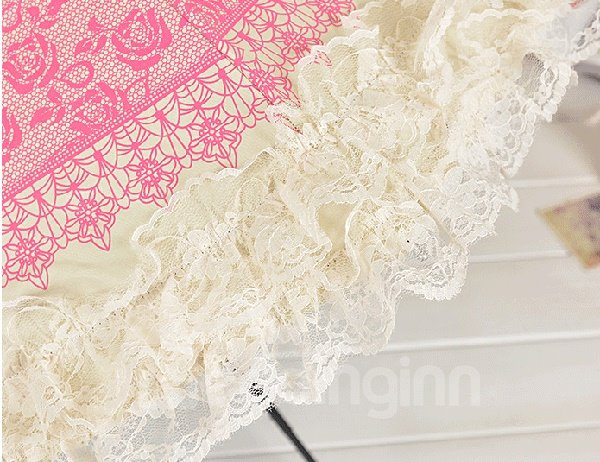 Wonderful Princess Flower Lace Umbrella