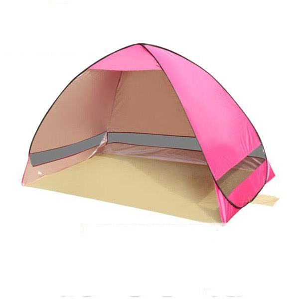 2-Person Outdoor Automatic Pop Up Instant UV-Protection