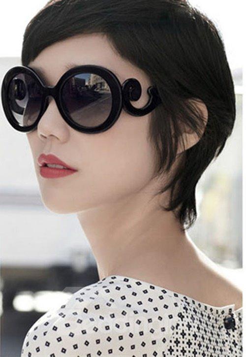 Fashion Oversized Square Sun Glasses