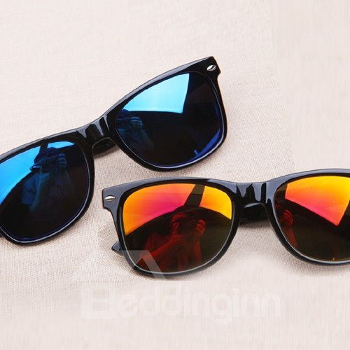 Retro Polarizer Aviator Sun Glasses