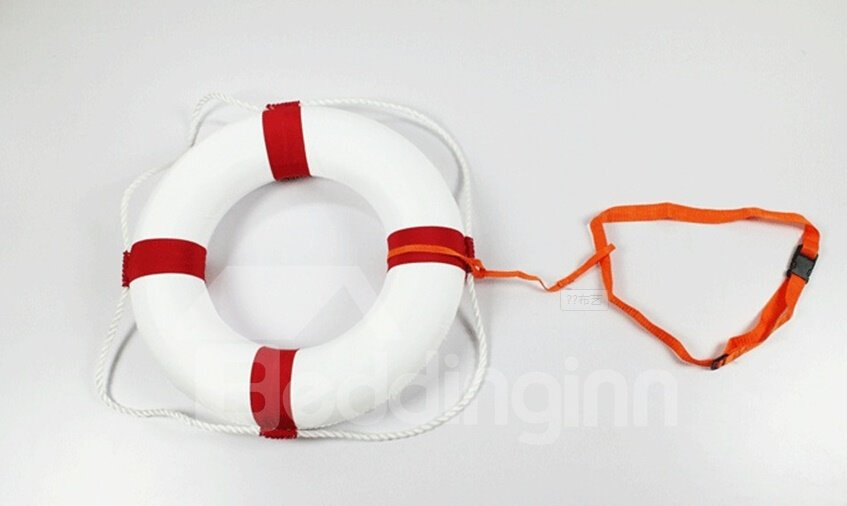The Welcome  Aboard Foam Swim Ring