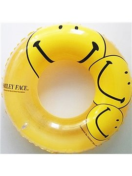 Happy Smiley Faces Swim Ring for Children