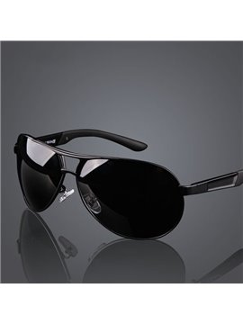 Fashion Square Oversized Men's Sunglasses