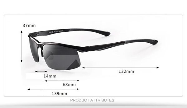 Fashion Outdoor Polarized Men