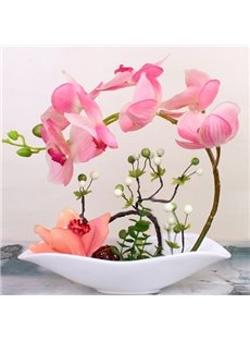 Gorgeous Butterfly Orchid Artificial Flower Sets