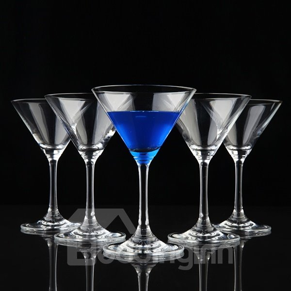 Classic Crystal Martini Glass Cocktail Glass 1-Piece