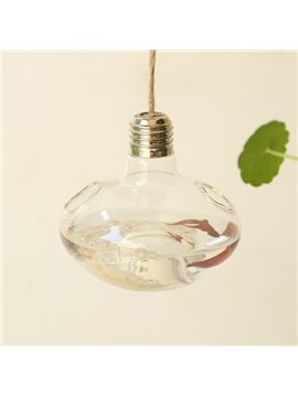 Fantastic Hanging Bulb Design Glass Flower Vase