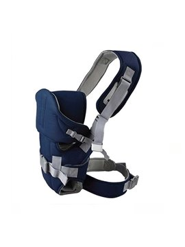 Original Navy Blue Adjustable with Belt Baby Carrier