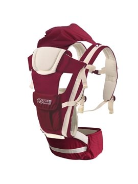 Enjoyable UltraSoft Magic Breathe Burgundy Baby Carriers