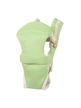 Top Quality Useful Comfortable Four Positions Green Baby Carrier