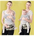 Upgrated Multi Functional Dark Green Color Baby Hip Seat and Carrier