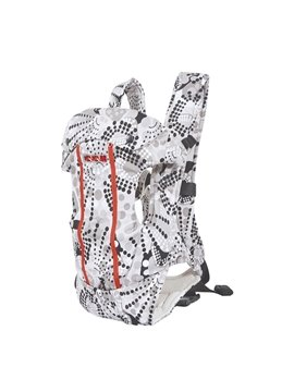 Beautiful Comfortable Multi Functional Illusion Space Baby Carrier
