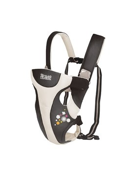 Comfortable Handy Four in One Black Color Baby Carrier