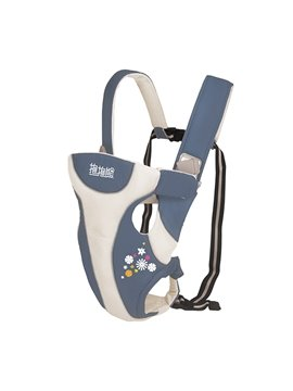 Comfortable Handy Four in One Blue Color Baby Carrier