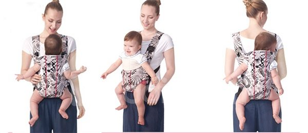 Top Quality Multifunctional Handy Illusion Space Baby Carrier