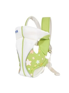Gorgeous Handy Multifunctional Green Color Baby Carrier