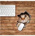 Super Cute Vivid 3D Little Cat Removable Wall Sticker