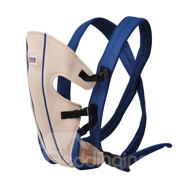 Easy to Use Lovely Blue Color Baby Carrier for Infant