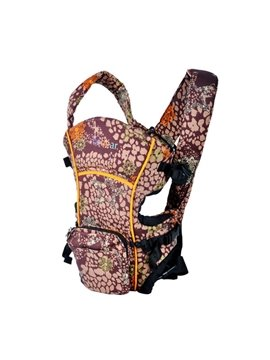 Storage Pocket Attachable Multi Position Baby Carriers