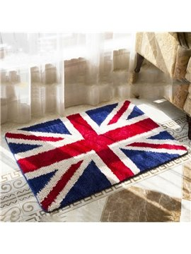 Novel Fashion UK Flag Pattern Bath Rug