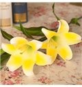 Lovely Lily Flowers 4-Color Decorative 1-Piece Artificial Flower