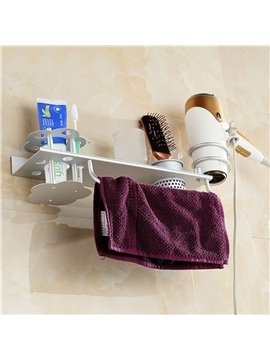 Amazing Multi Function Four in One Bathroom Shelves