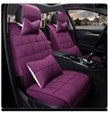 Fancy Design and Super Breathable Luxurious Car Seat Covers