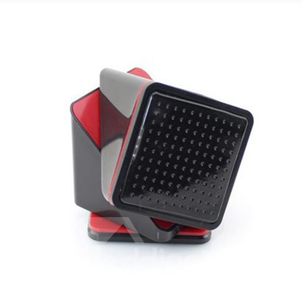 Absolute Distinctive Rotating Cube Sucked Type Car Phone Holder