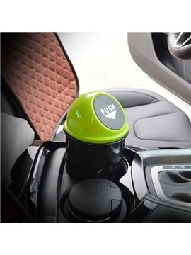 Super Convinent Cup and Ball Type Car Trash Can