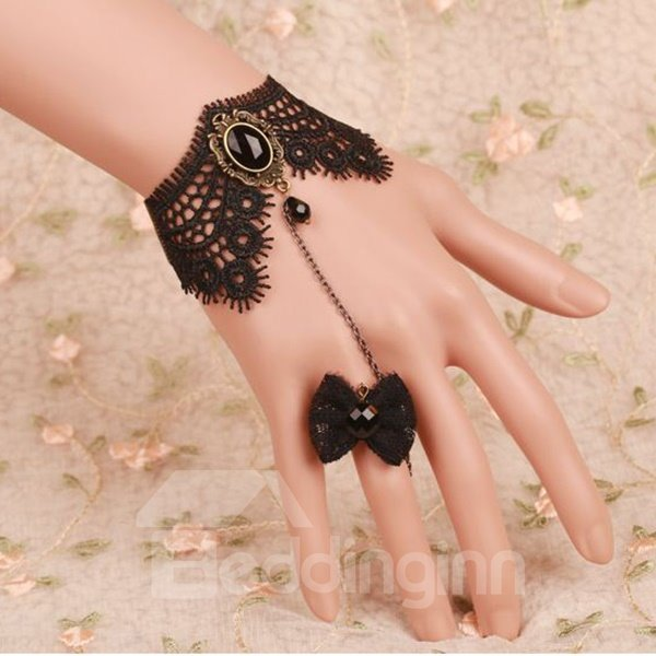 Consice and Fashion Stylel Retro Creative Lace Bracelet