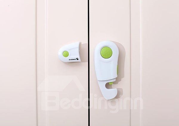 Simple Style 2 Piece Baby Safety Cabinet & Drawer Locks