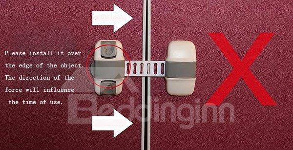 Durable Multi-purpose Adjustable Baby Safety Lock