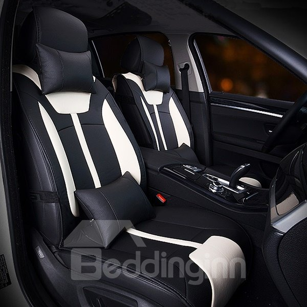 Fire-New Design Matching with Comfortable Seating PU Leather Material Car Seat Covers